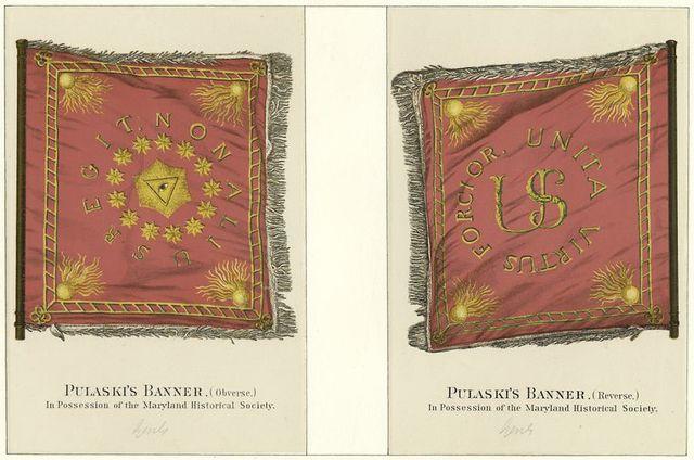 Pulaski's Banner.