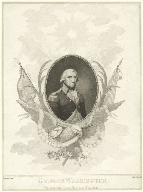 George Washington. President of the United States