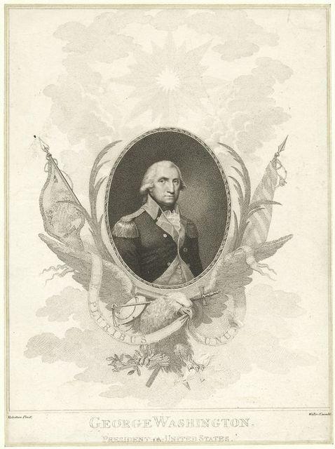 George Washington. President of the United States