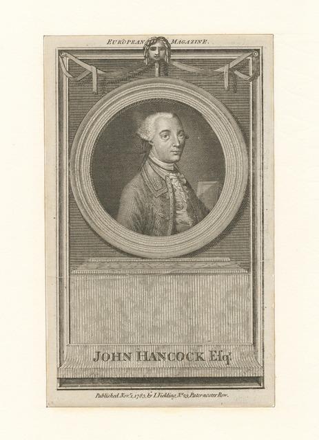 John Hancock Esqr.