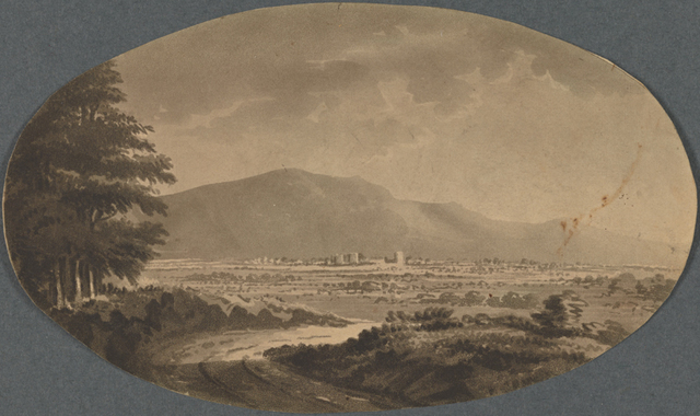 Vale of Usk, from Observations on the River Wye
