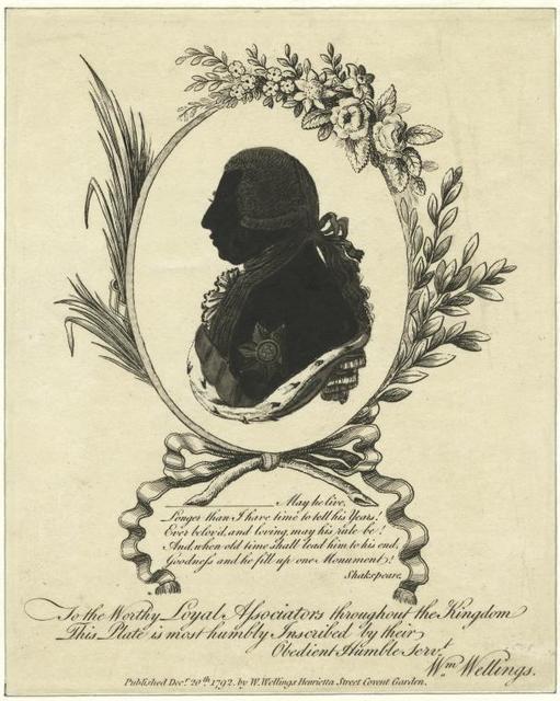 [George III, King of Great Britain.]