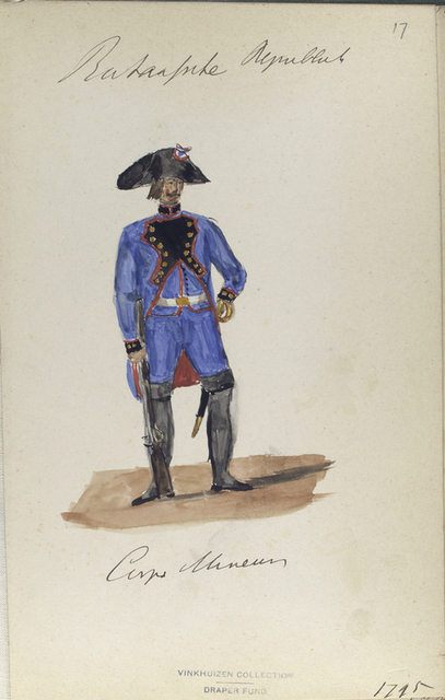 Corps Mineurs. 1795