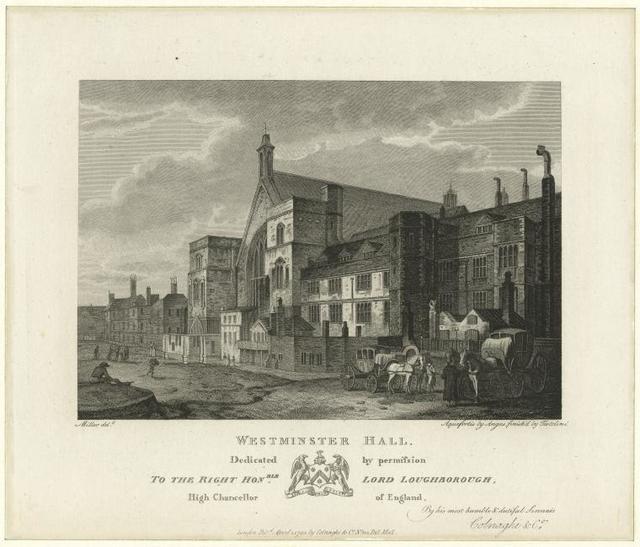 Westminster Hall.