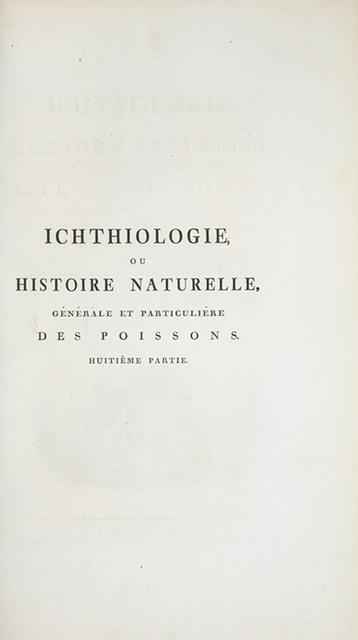 Half Title page, vol. 8