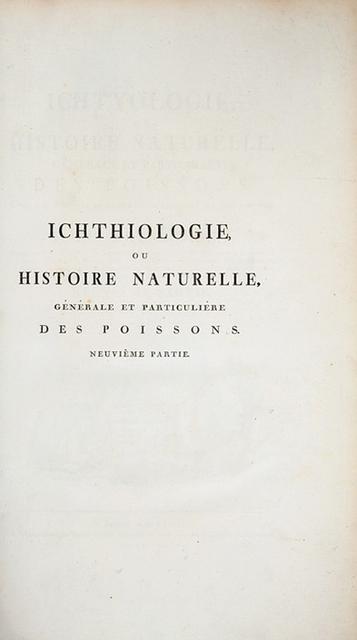 Half Title page, vol. 9