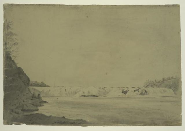 Chute du Mohack River.