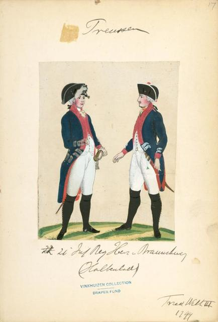 Germany, Prussia, 1799