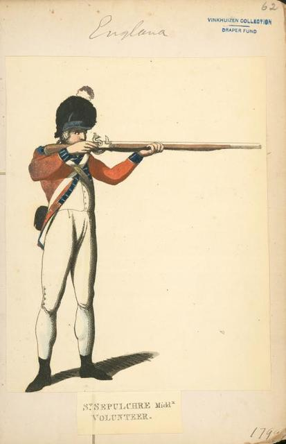 Great Britain. England, 1799.