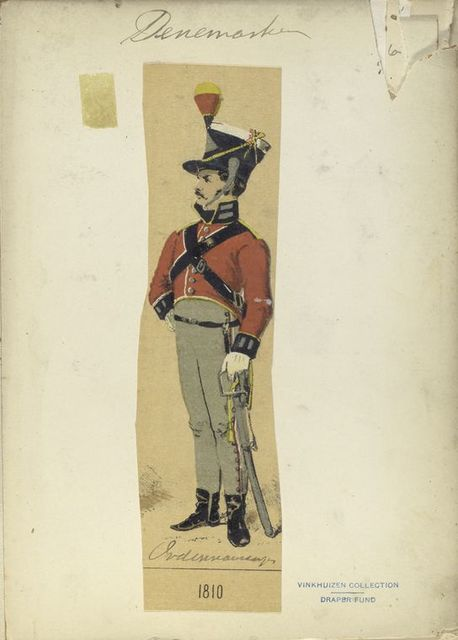 Denmark, 1800-14