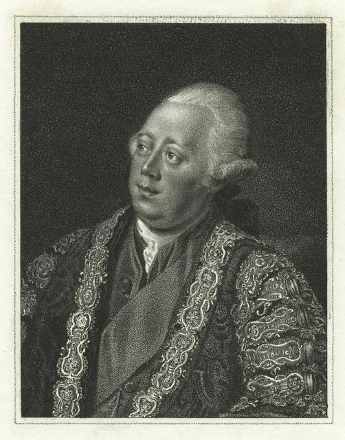 [Frederick North, 2d Earl of Guilford.]