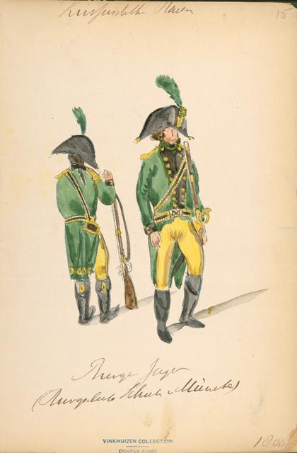 Germany, Bavaria, 1800-05