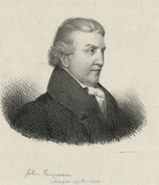 [John Ferguson, Mayor of New York.]