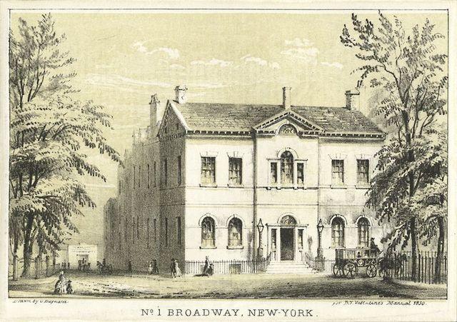 No. 1 Broadway, New-York