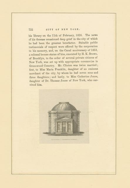 Rotunda - Chambers Street