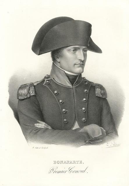 Bonaparte, Premier Consul.