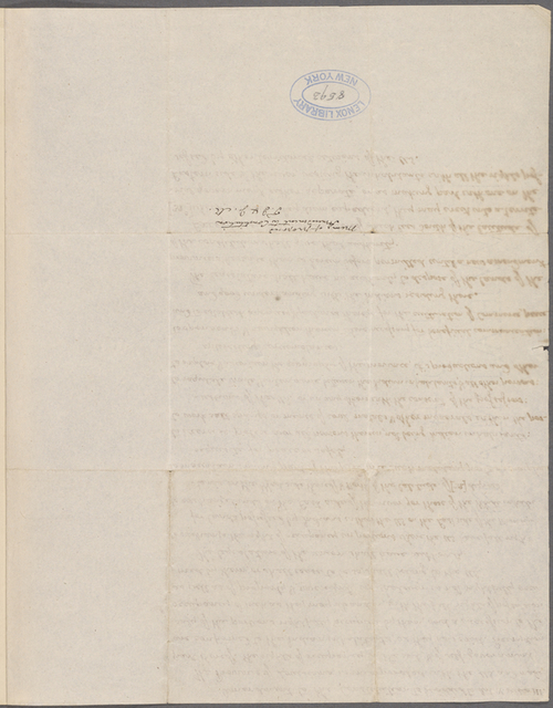Draft of a proposed amendment to the United States Constitution on the purchase of Louisiana
