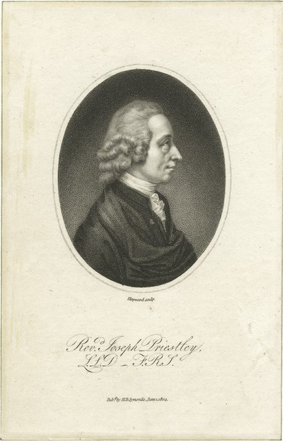 Joseph Priestley, L.L.D. F.R.S.