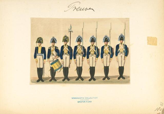 Germany, Prussia, 1806