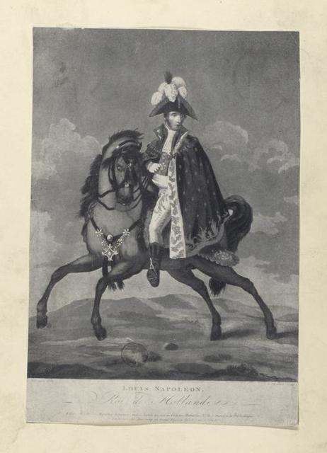 Louis Napoleon, Roi de Hollande. [1806]