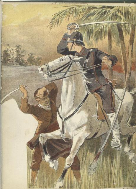 Oost Ind. Kavalerie. 1806