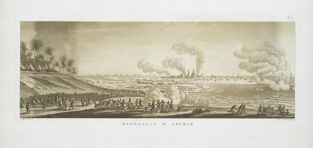 Battaglia d'Abukir.