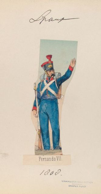 Fernando VII, 1808