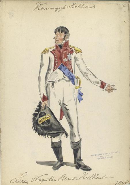 Koninklijk Holland Louis Napoleon Reg a Holland