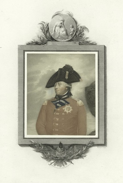 [George III, King of Great Britain.]