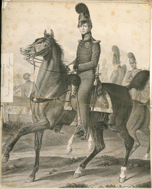 Germany, Bavaria, 1810-19.