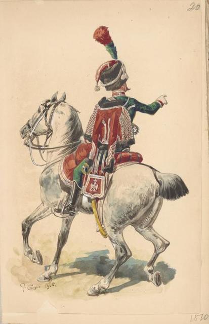 Italy, 1810
