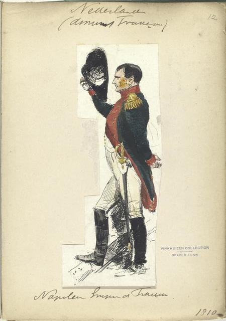 Nederlande (d... Francais). Napoleon Emperor de Francais.