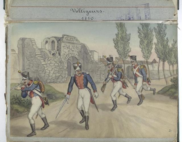 Voltigeurs 1810