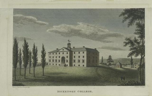 Dickenson College.