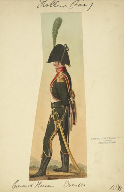Garde d'Honneur. Drenthe.
