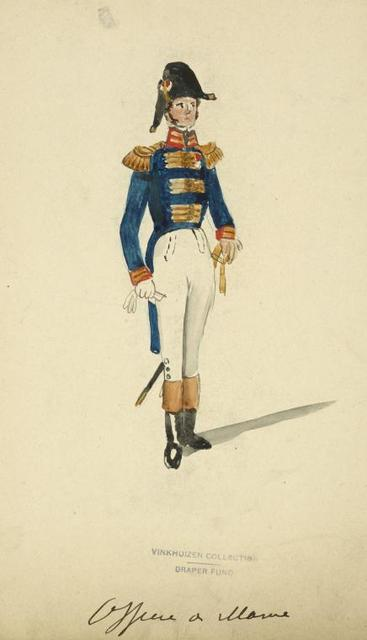 Officer de Marine.