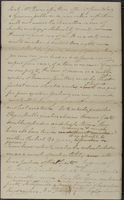 1808, Dec. 6, AL Robert Fulton to John Stevens