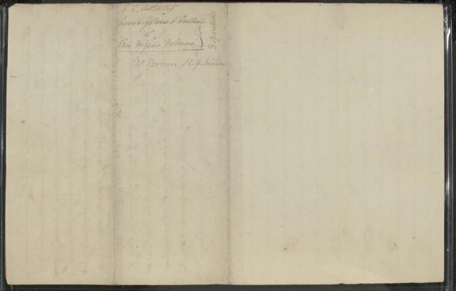 1811, Jul. 23, Brief for the case of Robert R. Livingston & Robert Fulton v. James Van Ingen, Hamilton Boyd and others