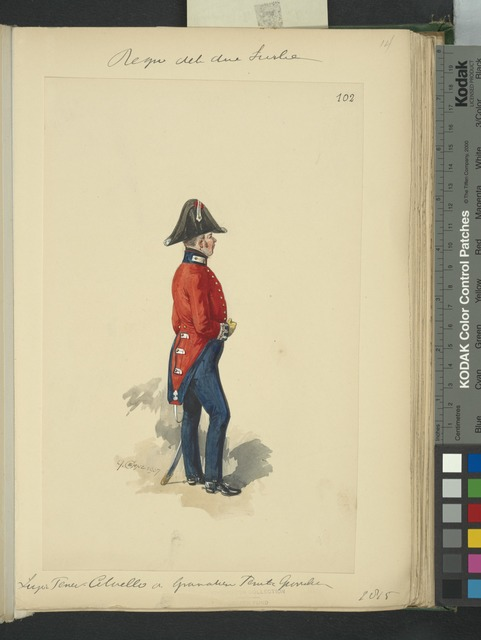 Italy. Kingdom of the Two Sicilies, 1815 [part 9].