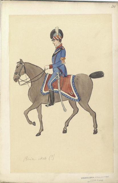 Ruiter. 1816(?)