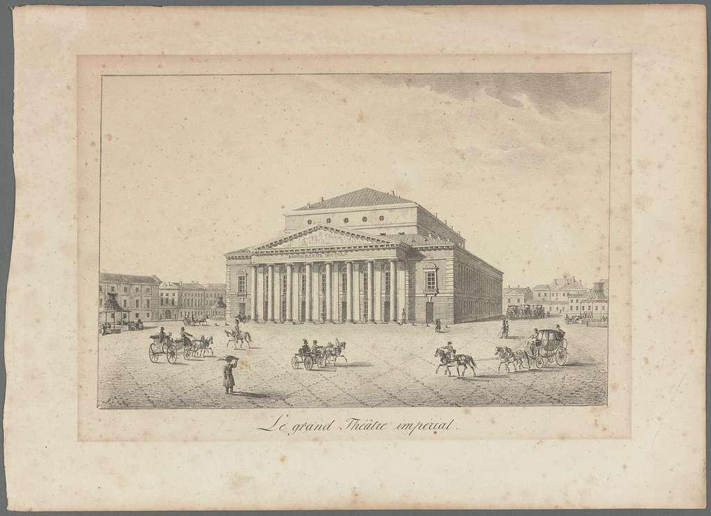 Le grand théâtre imperial