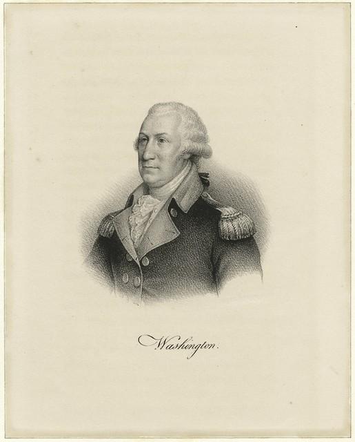 [George] Washington.