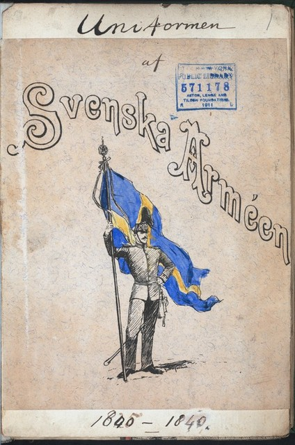 Norway and Sweden, 1825-27.