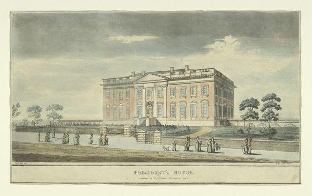 President's house.