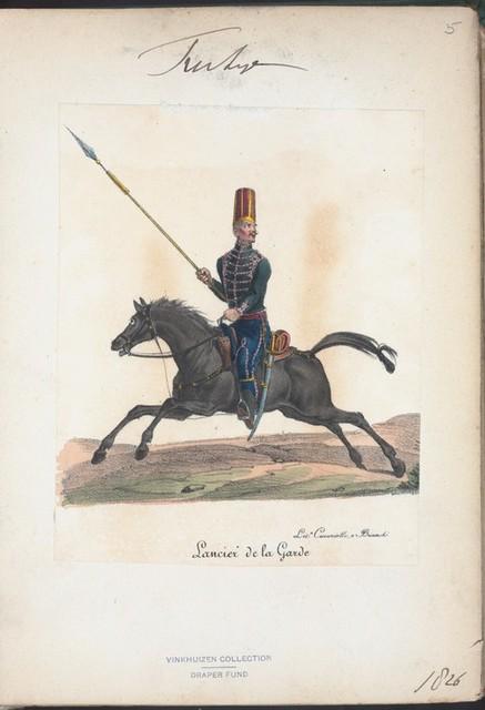 Turkey, 1826.