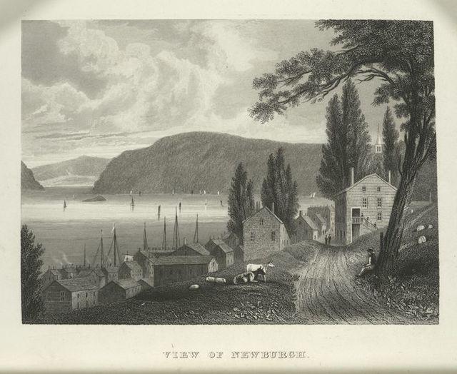 View of Newburgh.