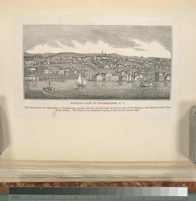 Western view of Poughkeepsie, N.Y.