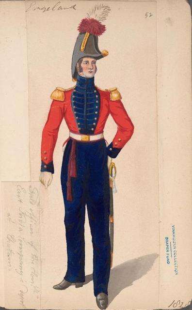 Great Britain, 1828.