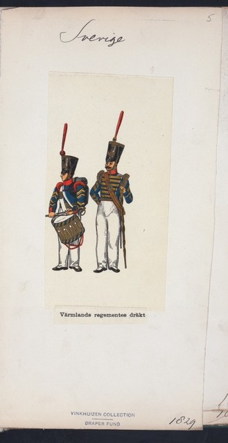 Norway and Sweden, 1828-35.