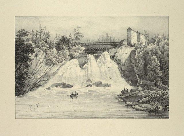 Theresa Falls, Indian River